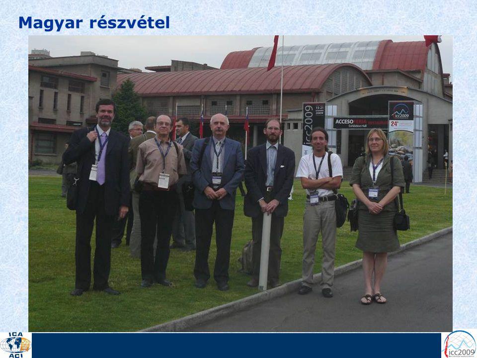Magyar részvétel