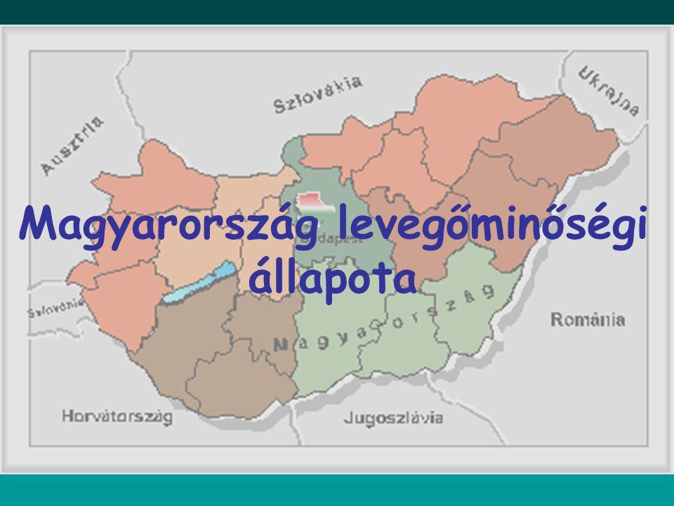 Magyarország levegőminőségi állapota