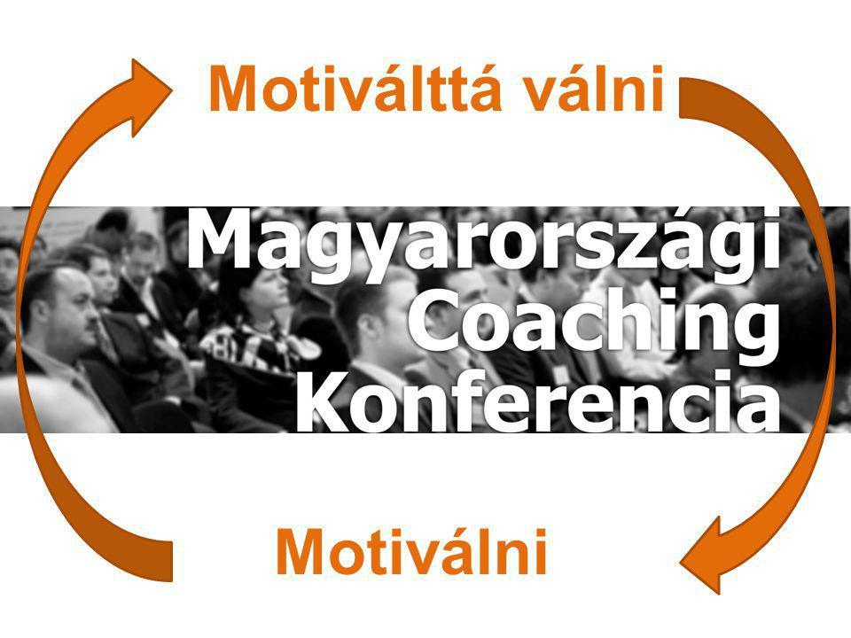 Motiválttá válni Motiválni