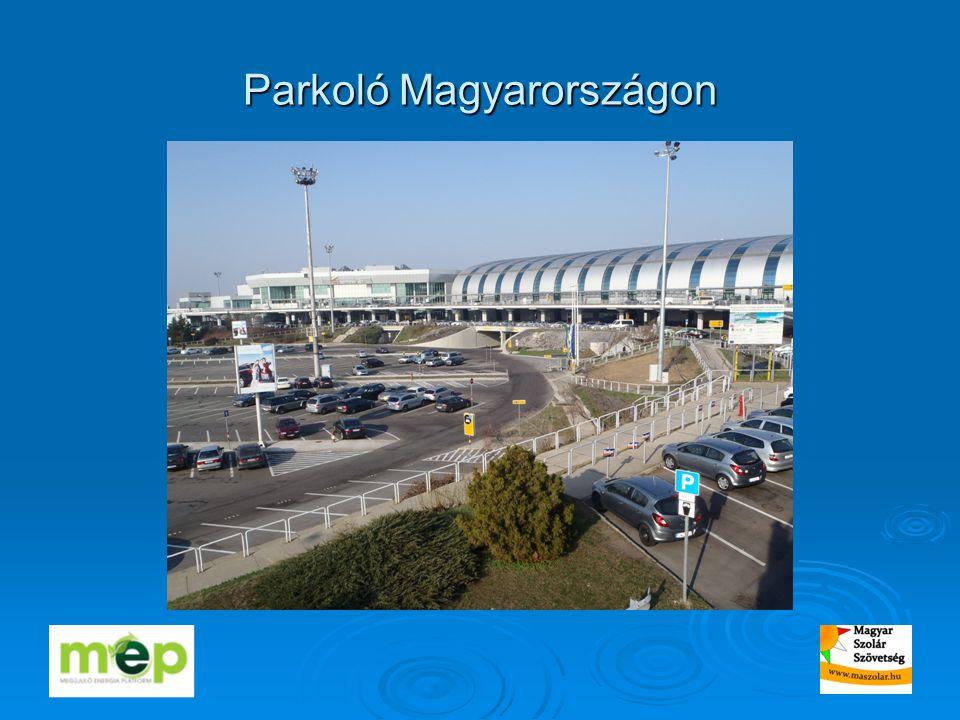 Parkoló Magyarországon