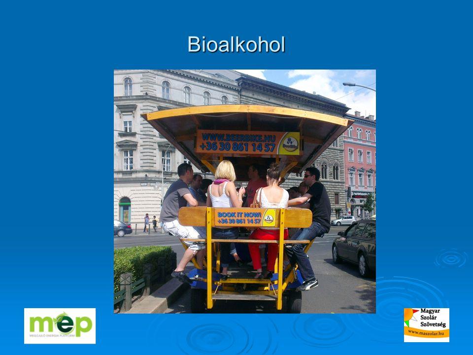 Bioalkohol