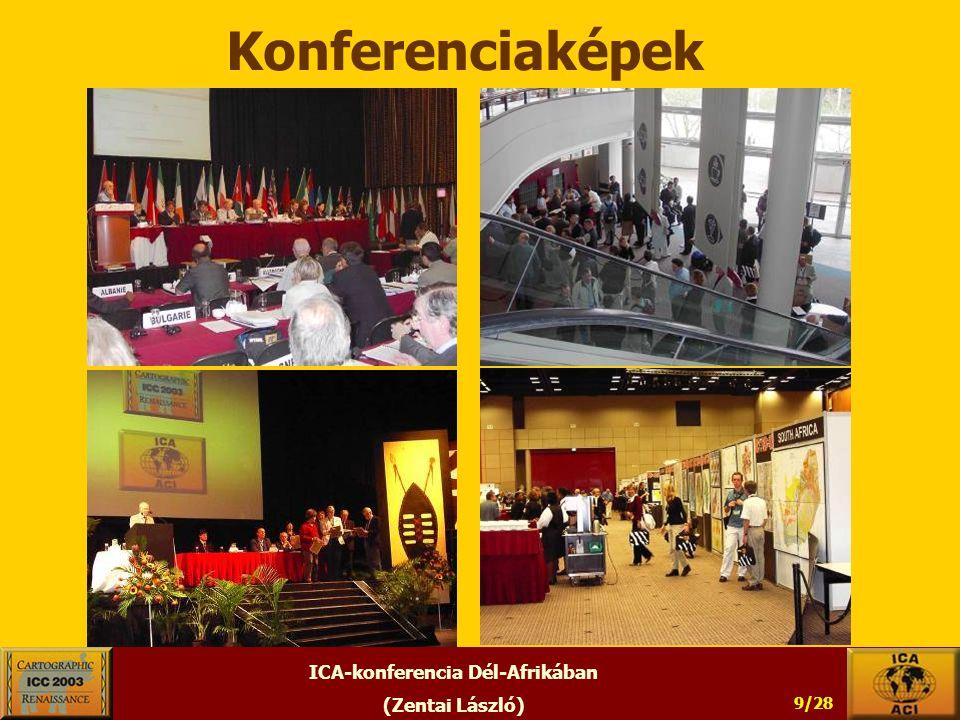 ICA-konferencia Dél-Afrikában (Zentai László) 9/28 Konferenciaképek