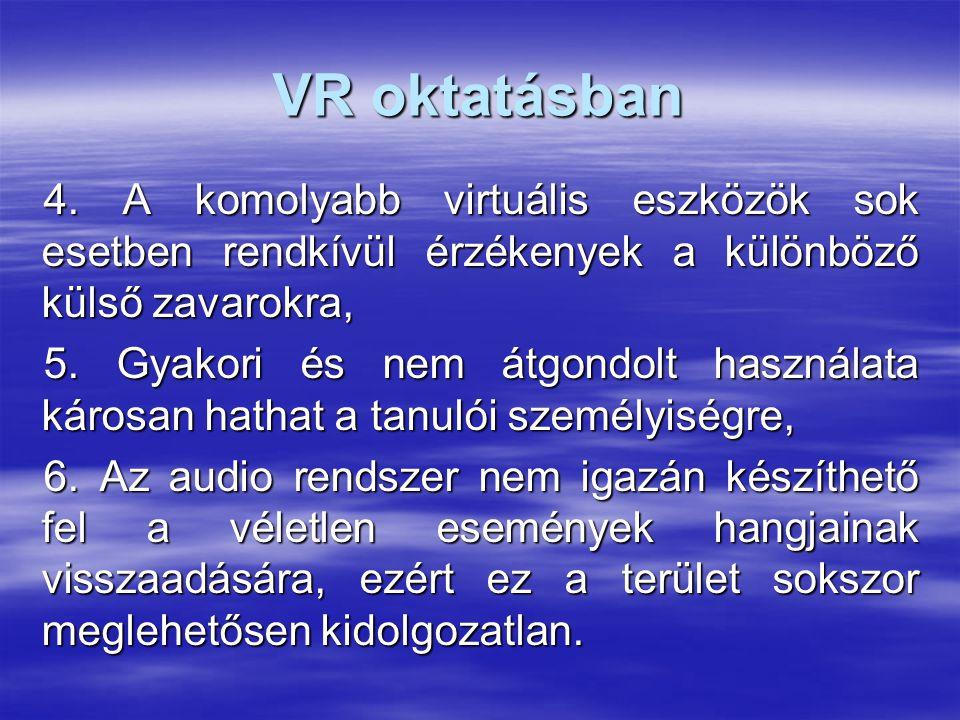 VR oktatásban 4.