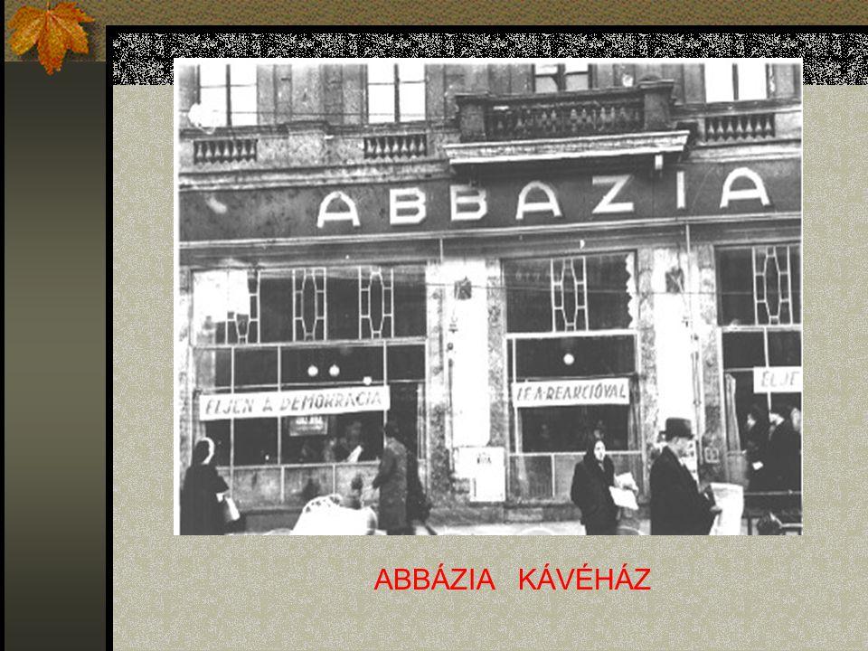 ABBÁZIA KÁVÉHÁZ