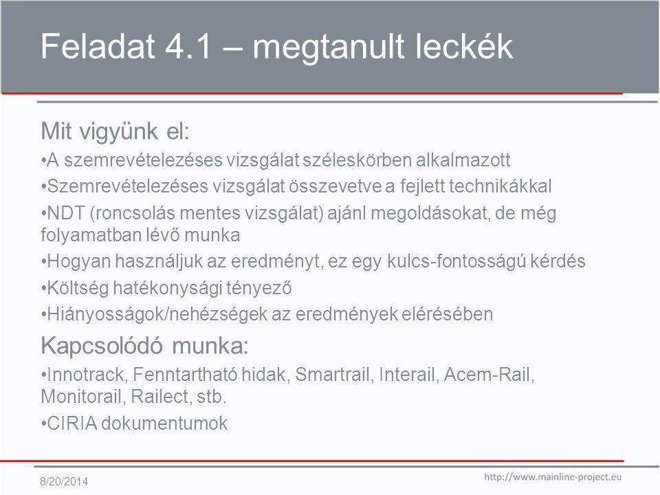 ADAT MEGFELELŐSÉGI HIÁNYOSSÁGOK ÉS MEGOLDÁSOK 8/20/2014