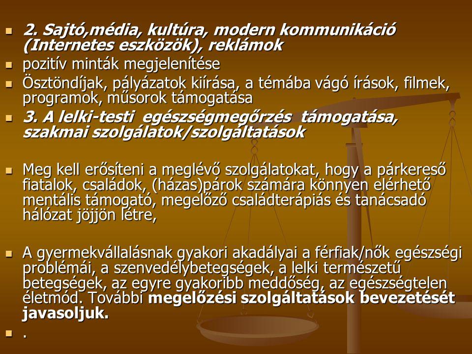 2.Sajtó,média, kultúra, modern kommunikáció (Internetes eszközök), reklámok 2.