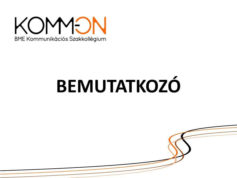BEMUTATKOZÓ