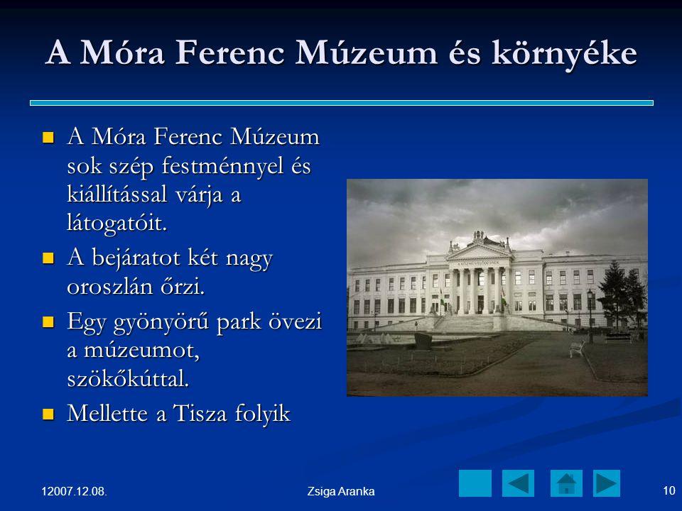 12007.12.08. 9 Zsiga Aranka Somogyi Könyvtár A szegedi Somogyi - könyvtár szocreál épület, ami 4 szintből és egy raktárból áll. Ma már 126 éves. A sze