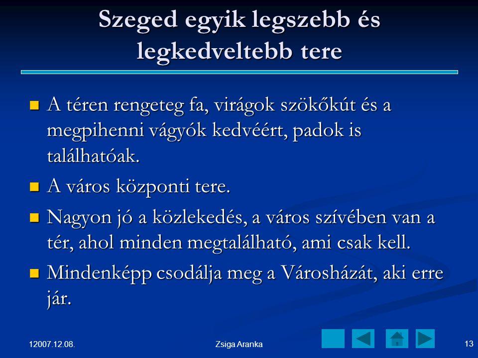 12007.12.08. 12 Zsiga Aranka Széchenyi tér