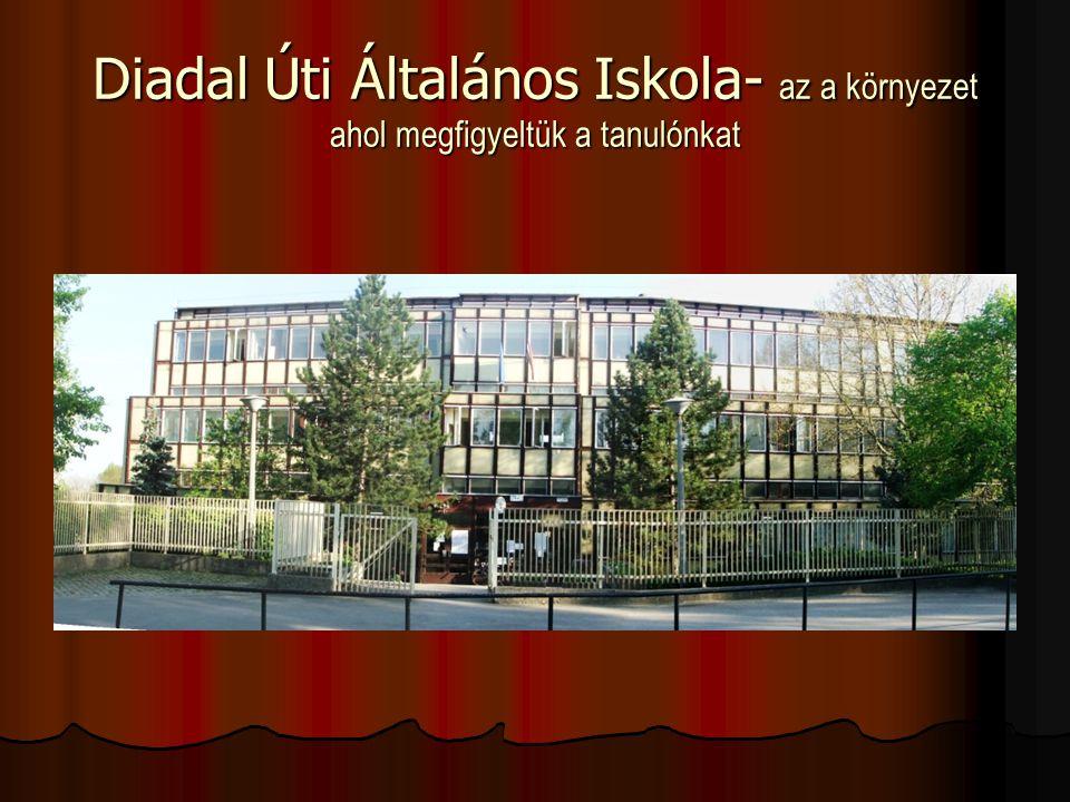 Az iskola sajátosságai-az igazgató által alkotott kép alapján Az iskolának nagyon érdekes honlapja van.