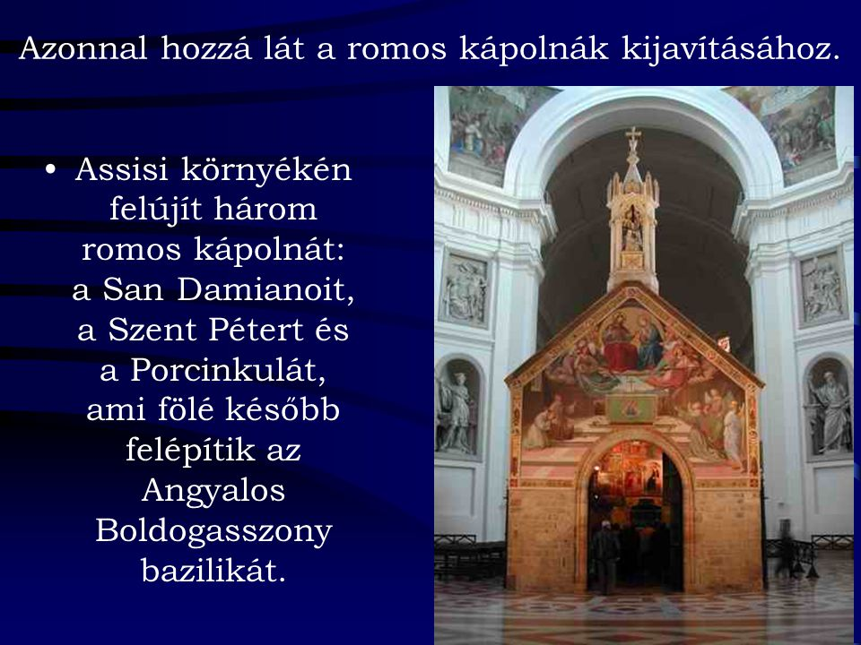 Assisi – San Damiano