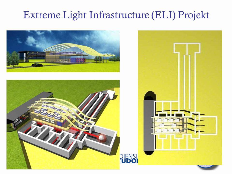 Extreme Light Infrastructure (ELI) Projekt
