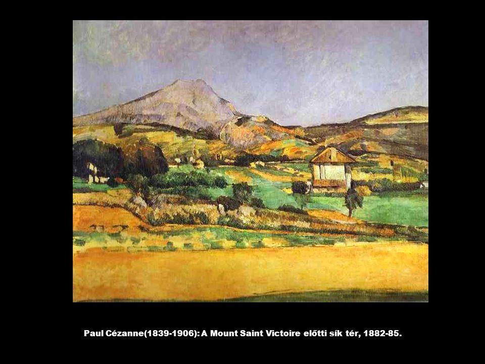 Vincent Van Gogh (1853-1890): Vincent szobája Saint Remyben, 1889.