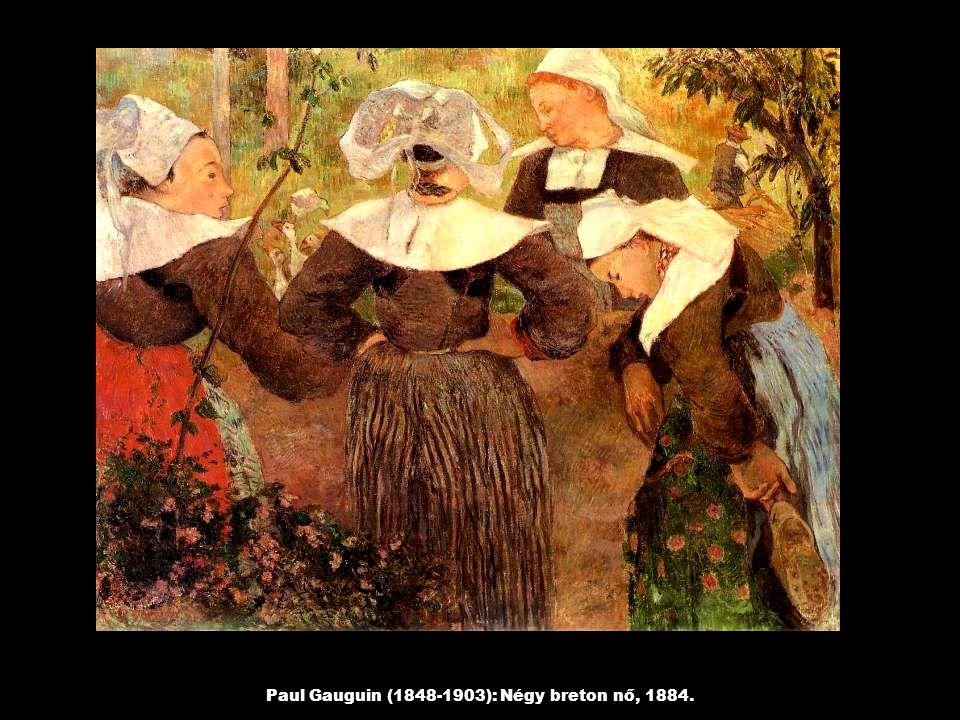 Paul Gauguin (1848-1903): Barbár mesék, 1902.