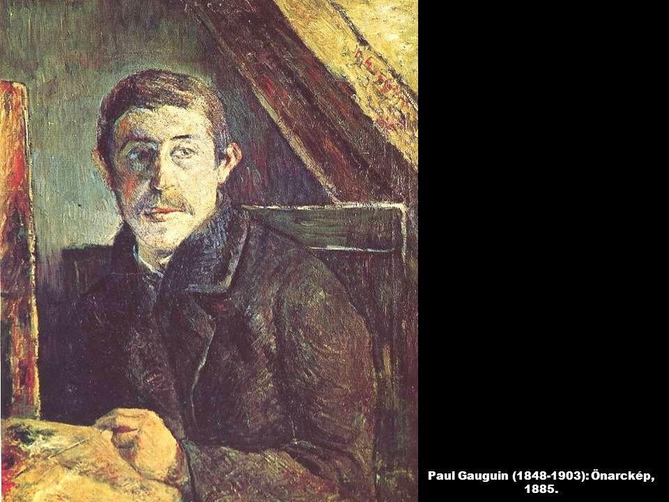 Paul Cézanne(1839-1906): Kenyér és tojás, 1860.