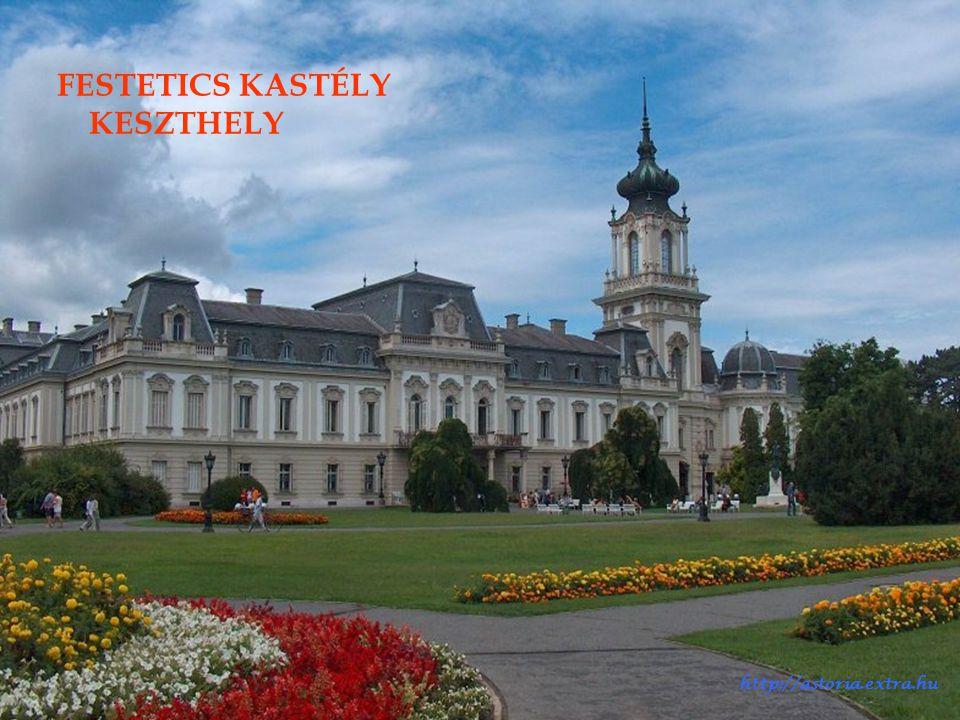 FESTETICS KASTÉLY KESZTHELY http://astoria.extra.hu