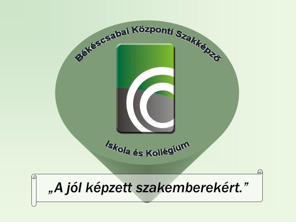 Elérhetőségek Elérhetőségek 5600 Békéscsaba, Puskin tér 1.
