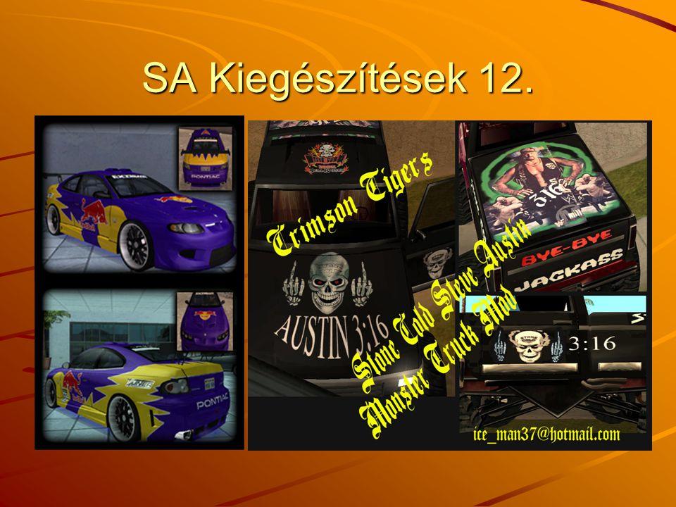 SA Kiegészítések 12.