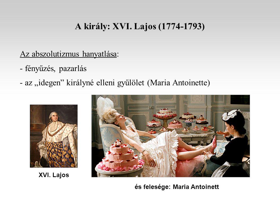 A király: XVI.