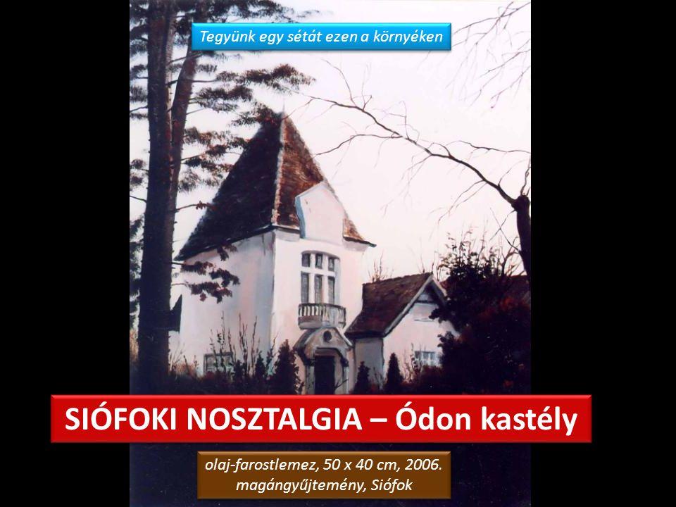 """""""A Siófoki Fürdőigazgatóságot az Ertl-fivérek hozták létre a 20-as évek derekán. Az akkori Siófok legszínvonalasabb kulturális és szórakozóhelyeit üze"""
