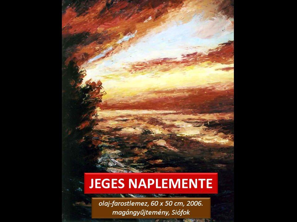 TÉLI BALATON-PART olaj-farostlemez, 20 x 30 cm, 2012. Levy Műterem-Galéria, Siófok olaj-farostlemez, 20 x 30 cm, 2012. Levy Műterem-Galéria, Siófok