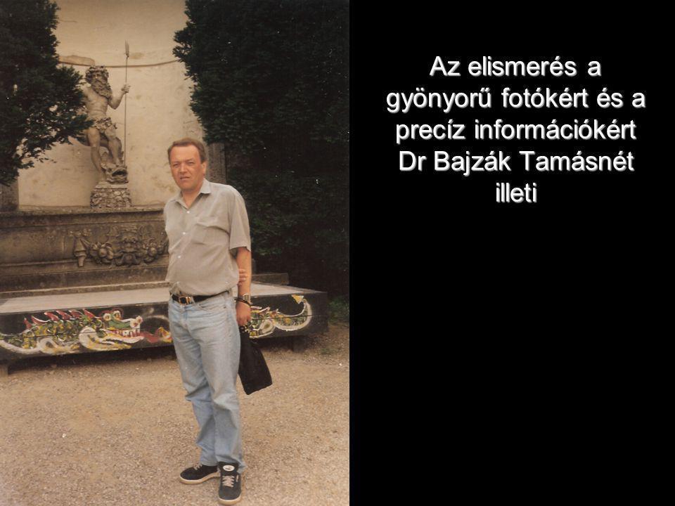 A kísérőszöveg és a képfeliratok a várban vásárolt magyar nyelvű kiállításvezető könyvecske alapján készültek. V É G E