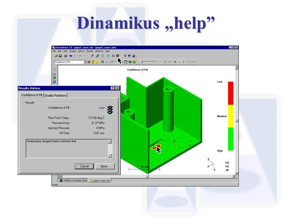 """Dinamikus """"help"""""""