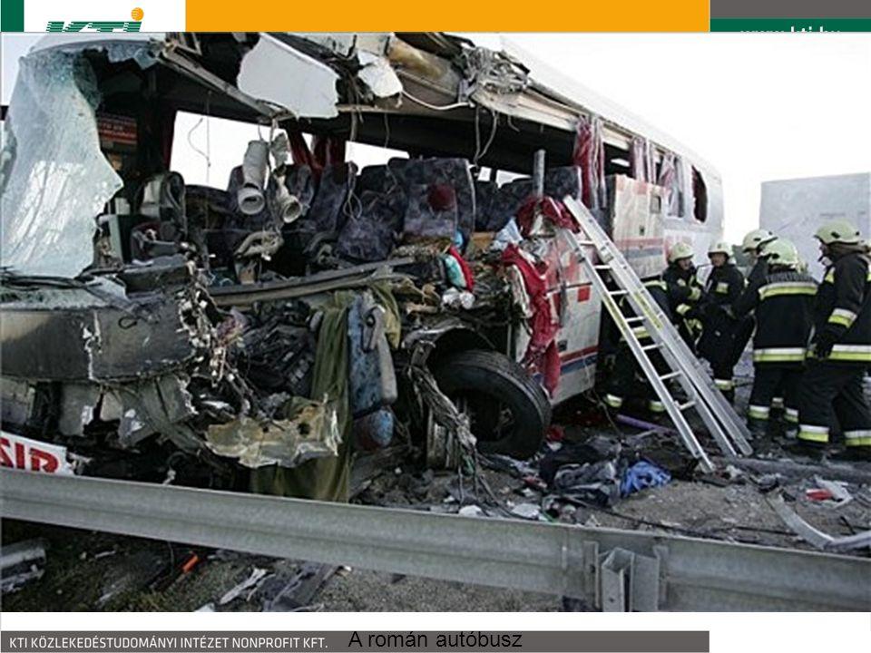 A román autóbusz