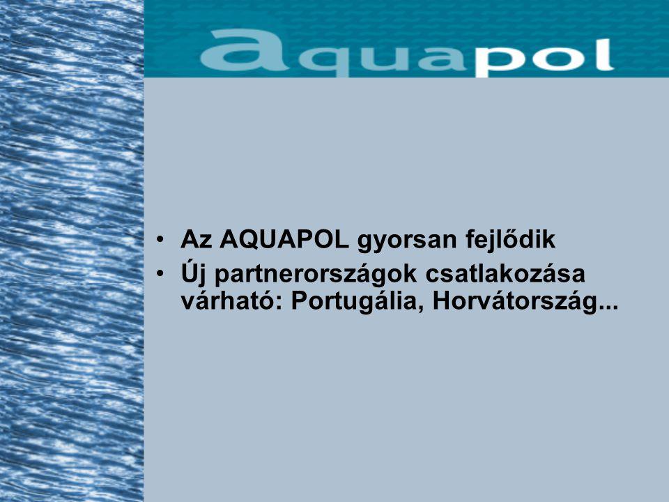 TDW, IBISWEB, LINGUANET: az AQUAPOL informatikai alapú, a nemzetközi szakmai információ-cserét szolgáló programjai.