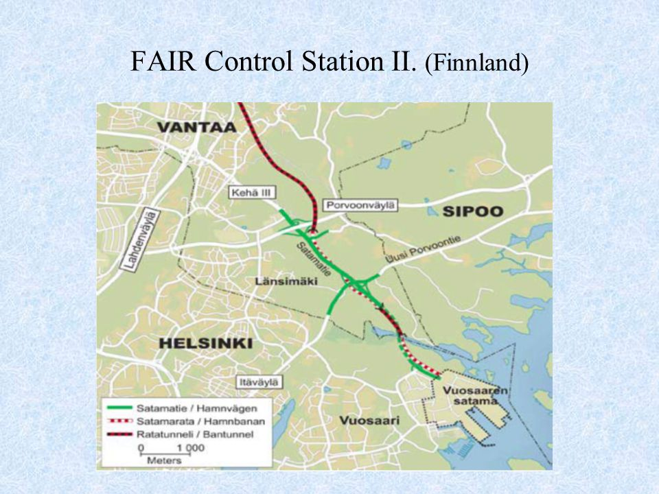 FAIR Control Station II. (Finnland)
