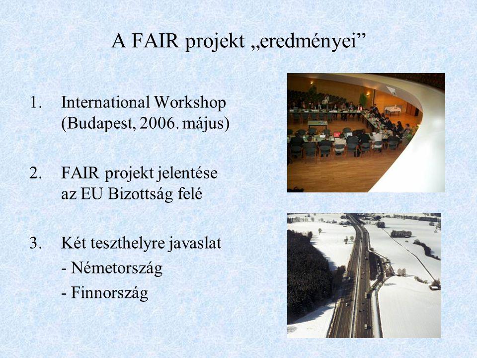 """FAIR Control Station I. ( Bayern, A-8, """"Im Moos )"""