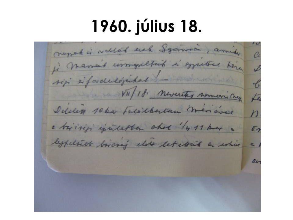 1960. július 18.