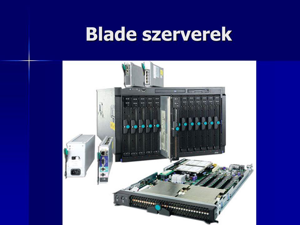 Blade szerverek