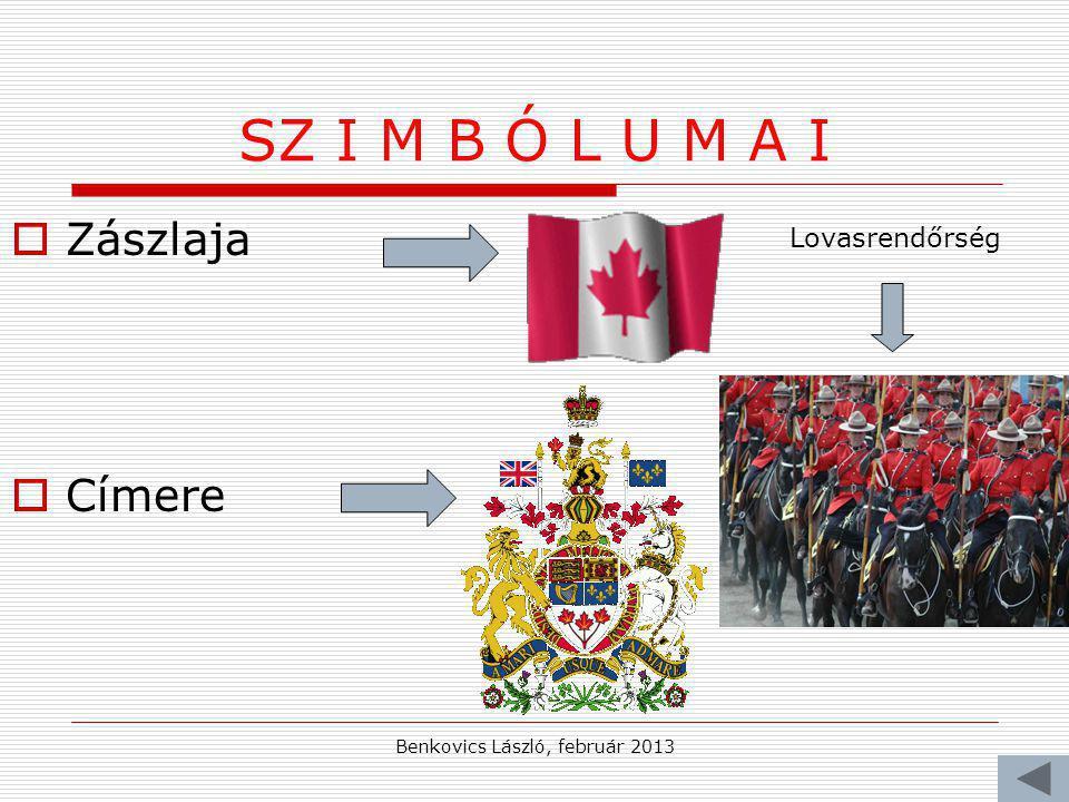 Benkovics László, február 2013 SZ I M B Ó L U M A I  Zászlaja  Címere Lovasrendőrség