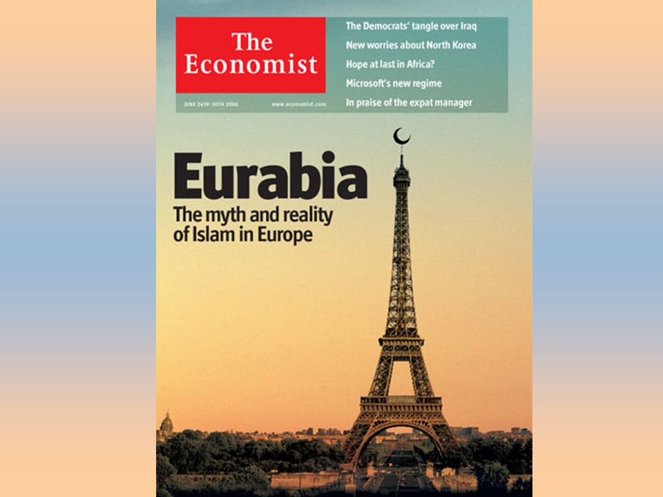Bat Ye'or, Eurabia: The Euro- Arab Axis.