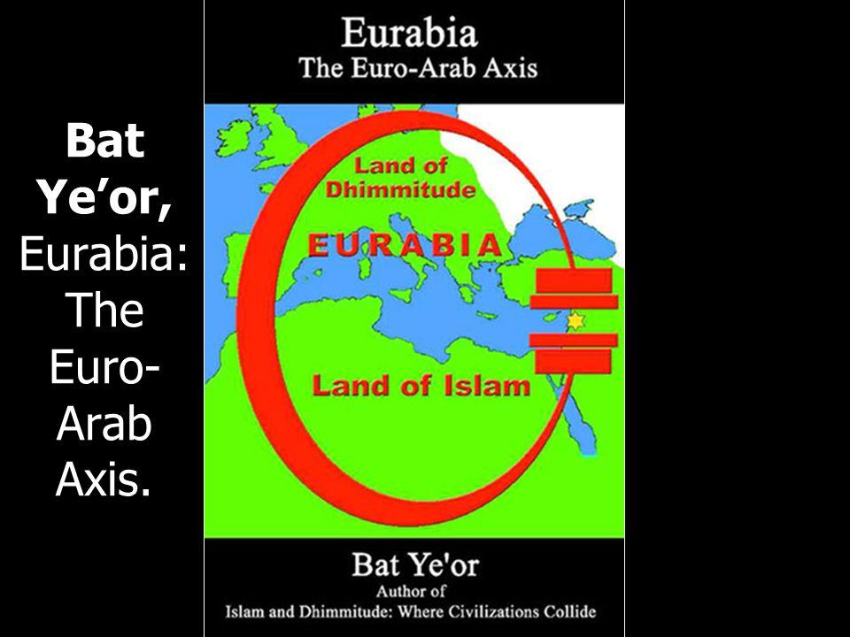Európa iszlamizációjának folyamata