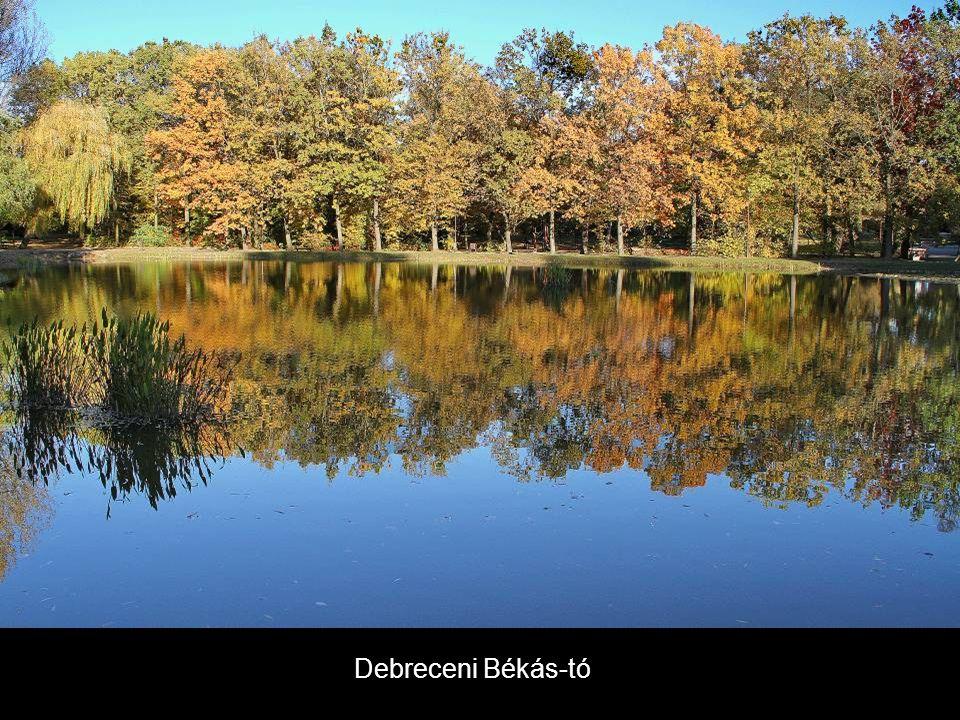 Debreceni Békás-tó