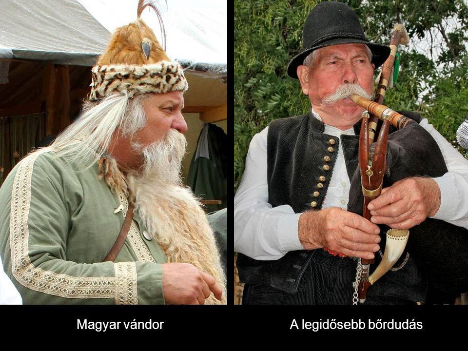 Magyar vándorA legidősebb bőrdudás