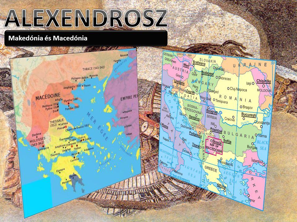 Makedónia és Macedónia