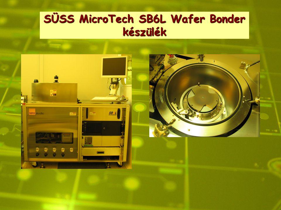 SÜSS MicroTech SB6L Wafer Bonder készülék