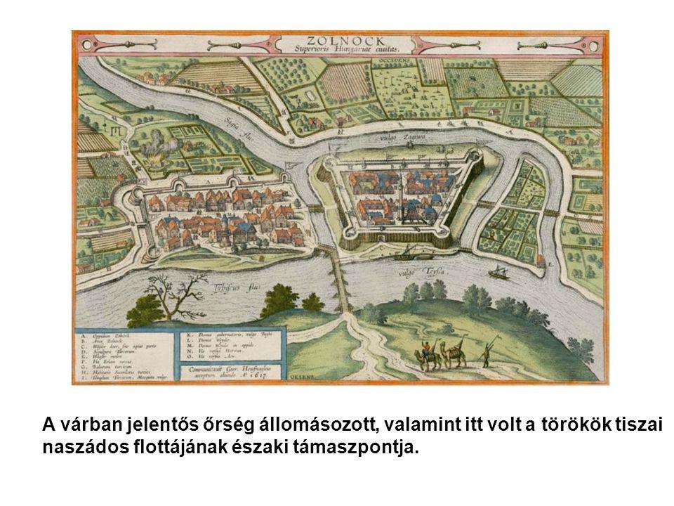 Szegedi Kis István (1505-1572) A híres református prédikátor Szolnokon raboskodott.