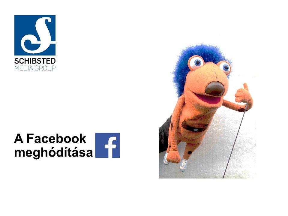 A Facebook meghódítása