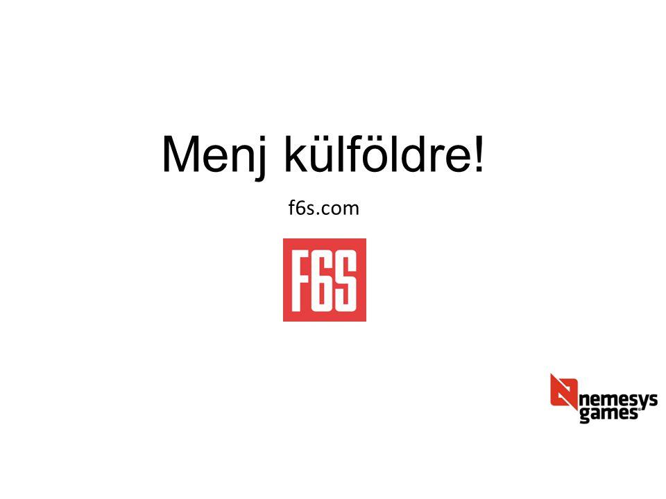 Menj külföldre! f6s.com