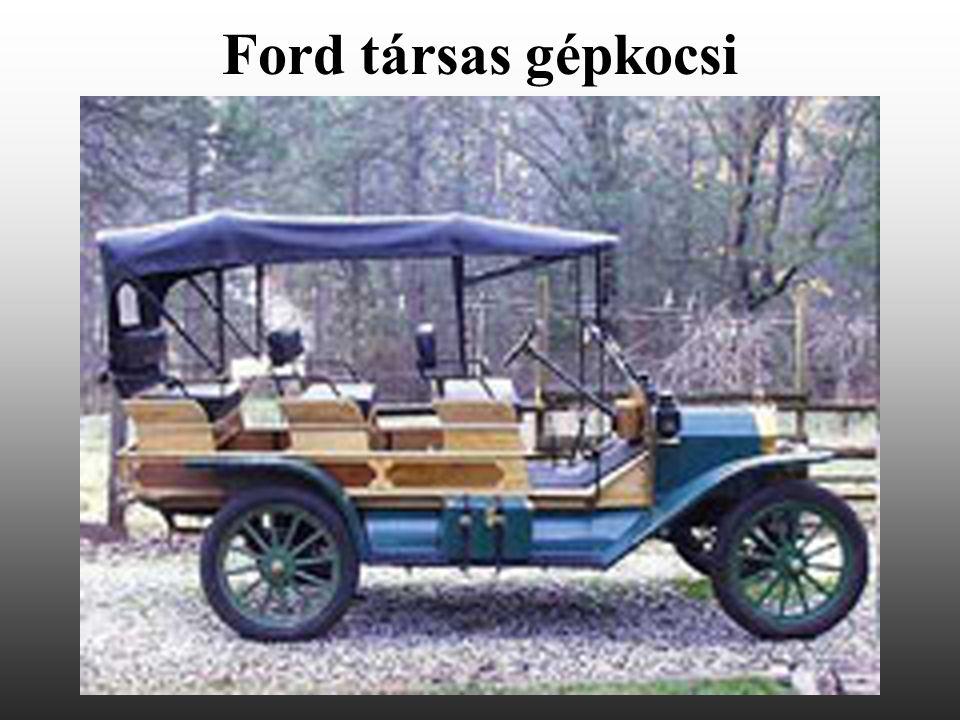 Ford társas gépkocsi