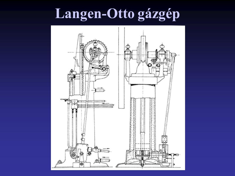 Langen-Otto gázgép