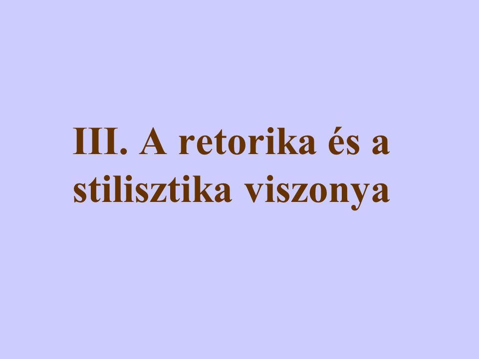 II. 5. Csak az a nyelvi hiba lehet stílustény, amelynek vannak szociolingvisztikai alapjai.