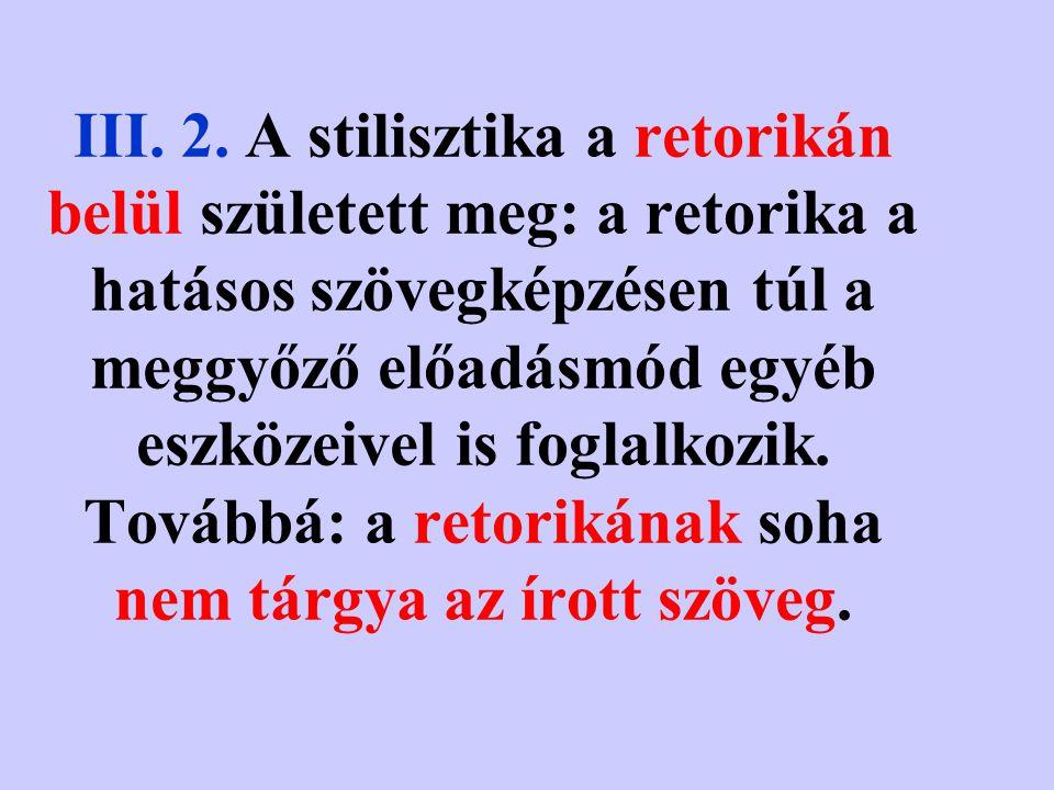 III. 1.