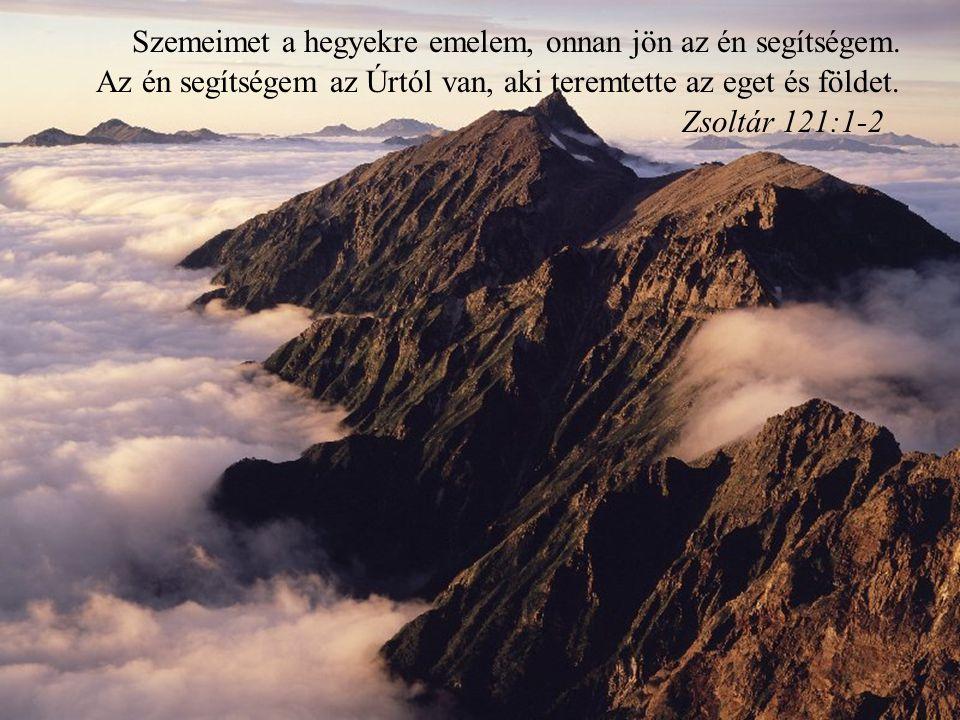 Az Úr az én kősziklám, váram és szabadítóm; az én Istenem, az én kősziklám, ő benne bízom: az én paizsom, idvességem szarva, menedékem. Zsoltár 18:3