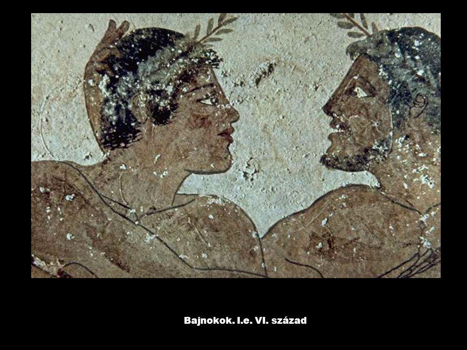 Bajnokok. I.e. VI. század