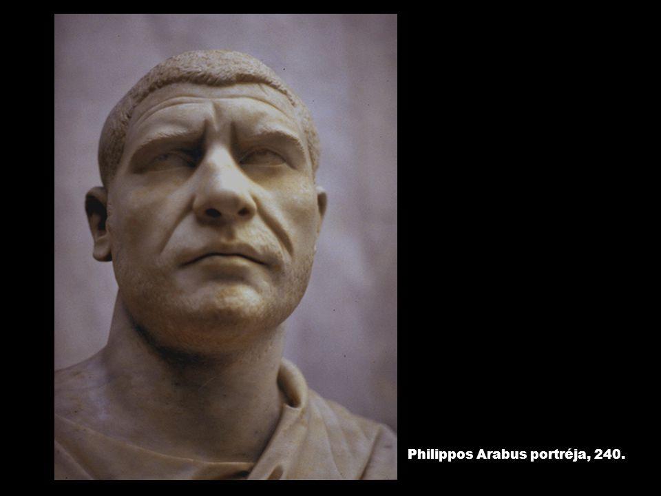 Philippos Arabus portréja, 240.